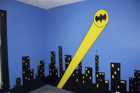 Batman Room Decor Bedroom And Inspired Decorating Ideas Australia