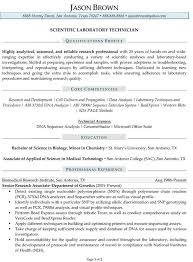 research scientist resume sample entry level research scientist