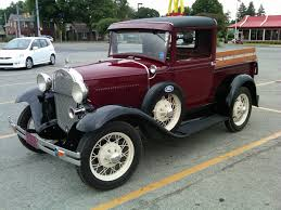 Vintage Ford Trucks For Sale Australia - curbside classic 1930 ford model a pickup u2013 the modern pickup is