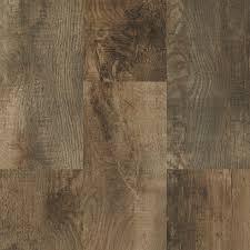 ivc distressed barn oak 8 waterproof luxury vinyl plank flooring