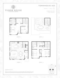Tudor Floor Plans by Tudor House U2013 Timeless British Rowhomes