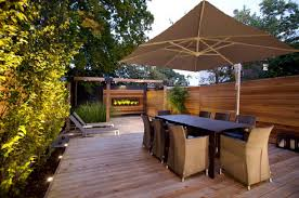 Plans For Patio Tables by Wooden Deck Designs For Patio Table With Umbrella Cover Nytexas