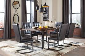 damon dining table levin furniture hover touch to zoom