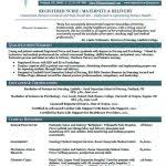 resume registered nurse resume template word 2007 vocational