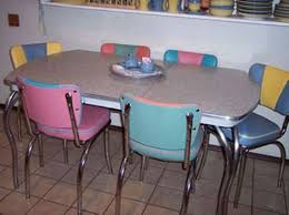 63 best vintage retro table and chairs images on pinterest retro