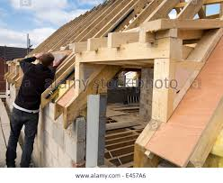Building A Dormer Self Building House Constructing Roof Insulating Dormer Cheeks