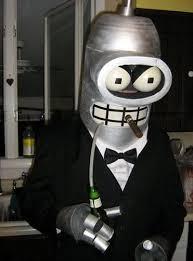 Futurama Halloween Costumes Bender Costume Dos Bender Costume Costumes Hocus Pocus