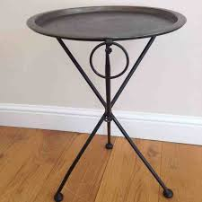 round metal side table best 25 round metal side table ideas on pinterest side coffee