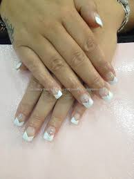 eye candy nails u0026 training gel overlays on natural nails with