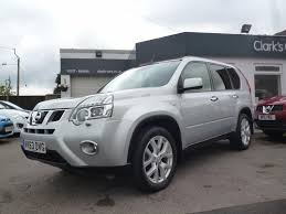 used nissan x trail finance used 2013 nissan x trail tekna dci for sale in canterbury kent