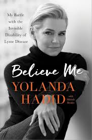 how did yolonda foster contract lyme desease 8 things we learned from yolanda hadid s believe me rhobh