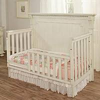 Antique White Convertible Crib Oxford Baby Mid Century Claremont 4 In 1 Convertible Crib