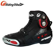 short leather motorcycle boots compare prices on short motorcycle boots online shopping buy low