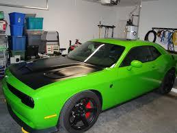 Dodge Challenger Green - 2017 hellcat green go srt hellcat forum