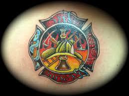 cool cross tattoo firefighter maltese cross tattoos designs cool tattoos bonbaden