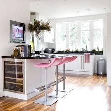 pink kitchen ideas stylish pink kitchen decoration ideas