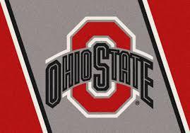 College Rug Milliken Area Rugs Ncaa College Spirit Rugs 45568 Ohio State