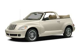 2008 chrysler pt cruiser new car test drive