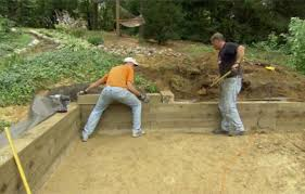 Cedar Landscape Timbers by How To Build A Timber Retaining Wall This Old House