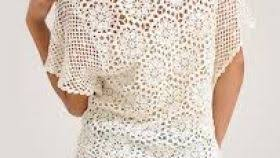crochet blouses crochet blouse diagram blouses galleries