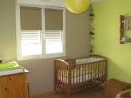chambre enfant verte photo déco chambre bébé vert anis par deco