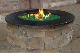 Diy Gas Fire Pit by Cambridge Pavingstones Fire Tables U0026 Fire Pit Kits