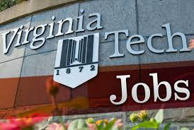 virginia tech career services resume jobs department of human resources virginia tech