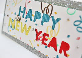 happy new year paper cards happy new year gift cards 2018 wish you a happy new year