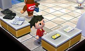 Happy Home Designer Villager Furniture Nintendo Console And Amiibo Furniture Items Seem Destined For