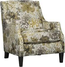 mandee pewter accent chair from ashley coleman furniture