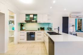 Designer White Kitchens by Kitchen Style All White Kitchen Minimalist White Floating