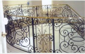 custom rails southern california forged wrought iron by