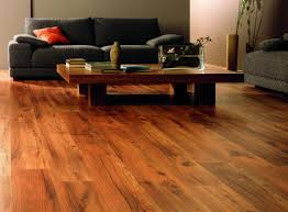 Laminate Flooring Fireplace Wooden Laminate Flooring In Mdoern Home Living Room Design With