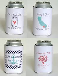 cheap wedding koozies adorable koozies i them would be for class reunion