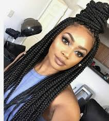 hairstyles for african noses 65 box braids hairstyles for black women