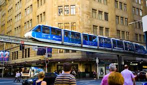 monorail darling harbour sydney wallpapers lost sydney monorail