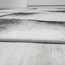 Wohnzimmer Grau Creme Wohnzimmer Teppich Kurzflor Grau Design Teppiche