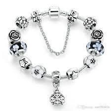 bracelet style pandora with charms images 2017 the new popular fashion pandora style charm bracelets fashion jpg