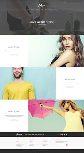 fulgor fashion ecommerce psd template by noothemepsd themeforest