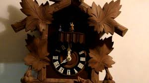 Authentic Cuckoo Clocks Black Forest Cuckoo Clock Working Musical Clock Youtube