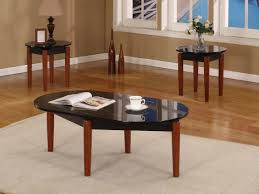 Granite Top Coffee Table Wood Coffee Table With Granite Top Finish Faux Marble And End T