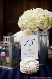 nautical wedding nautical wedding 7 nautical rope table number holders set of 7