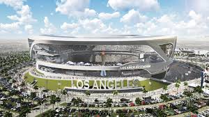 chargers and raiders overhaul design for potential l a stadium