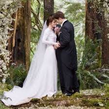 swan s wedding dress swan from twilight s wedding dress hitched co uk