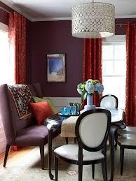 Dark Red Dining Room by Best 25 Dark Purple Walls Ideas On Pinterest Purple Bedroom