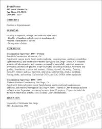 Sample Resume For Construction Superintendent by Click For Full Details Curriculum Vitae Golf Course Superin