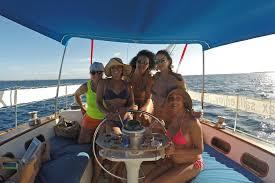 Sail and snorkeling cruisescompass bonaire