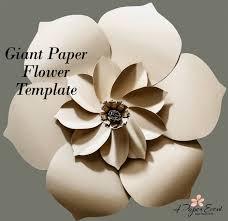 paper flower template diy paper flower diy backdrop paper