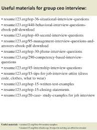 sample resume of ceo sample resumes for keyword resume samples