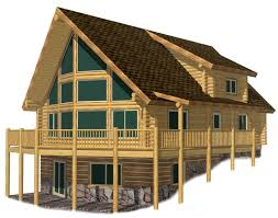 chalet style home plans sundown chalet by lazarus log homes 76k 82k for mateials